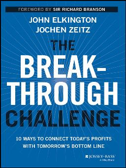 Catalogue record for The breakthrough challenge