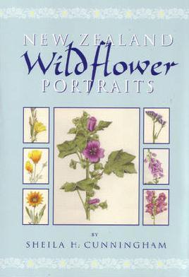 New Zealand Wildflower Portraits