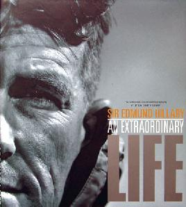Cover of Sir Edmund Hillary: an extraordinary life