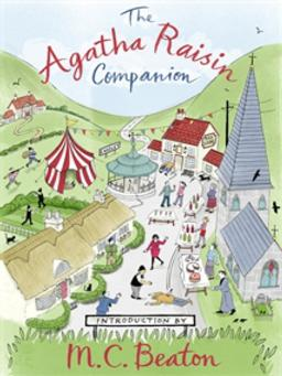 Catalogue link for The Agatha Raisin companion