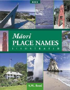 Cover image for Illustrated Māori Place Names
