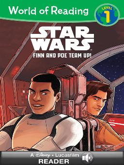 Catalogue record for Star Wars - Finn and Poe team up
