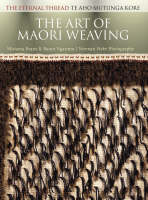 Catalogue record for The art of Māori weaving