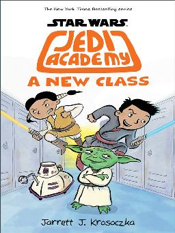 Catalogue record for Jedi Academy: A new class