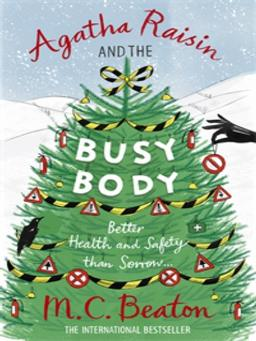 Catalogue record for Agatha Raisin and the busy body
