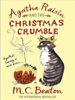 Catalogue record for Agatha Raisin and the Christmas crumble