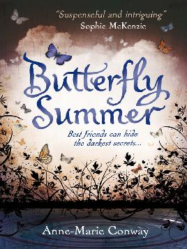 Cover image for Butterfly Summer