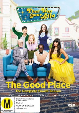 Catalogue search for The good place season 4