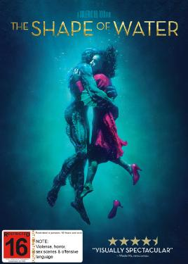 Catalogue search for The shape of water