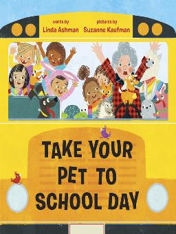 Take Yout Pet to School Day