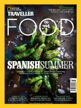 National Geographic Traveller Food