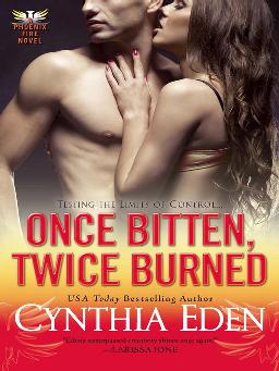 Cover image for Once Bitten, Twice Burned