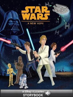 Catalogue record for Star Wars A new hope