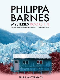 Philippa Barnes Mysteries, Books 1-3