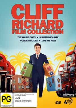 Cliff Richard Film Collection