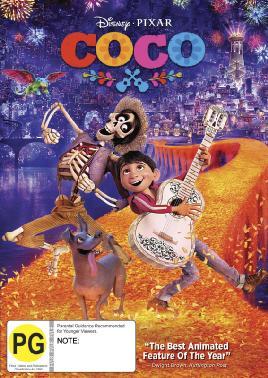 Catalogue record for Coco