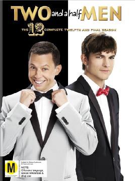 Two and A Half Men The Complete Twelfth and Final Season