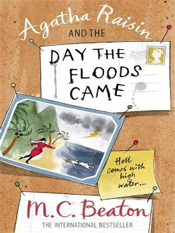 Catalogue link for Agatha Raisin and the day the floods came