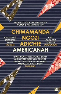 Catalogue record for Americanah