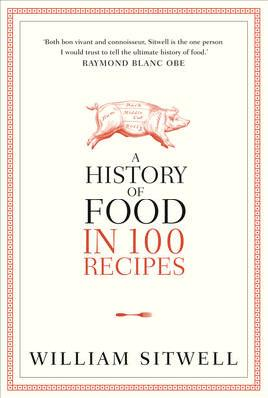 Catalogue link for A history of food in 100 recipes