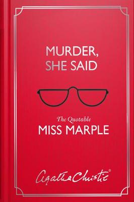 Catalogue record for Murder, she said