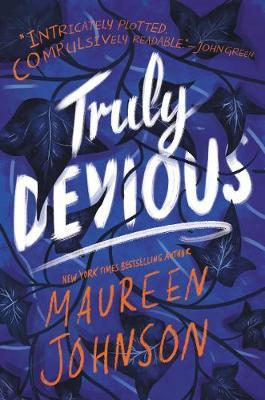 Catalogue link for Truly devious