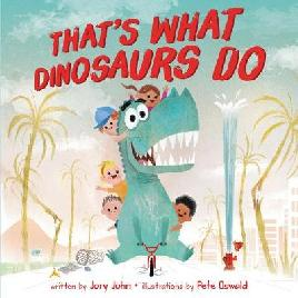 Catalogue record for That's what dinosaurs do