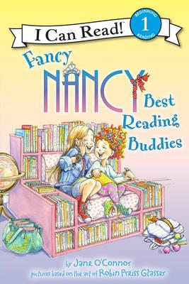 Fancy Nancy titles on OverDrive