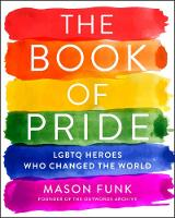 Catalogue link for The book of pride