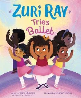 Catalogue record for Zuri Ray tries ballet