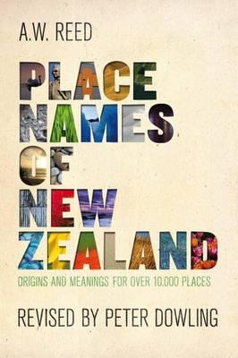 Place Names of New Zealand