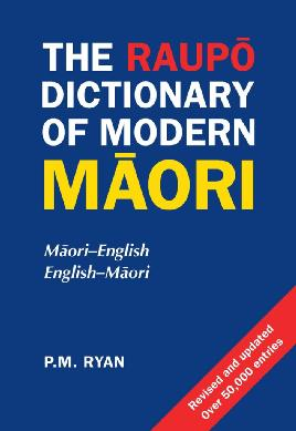 Cover image for The Raupō dictionary of modern Māori