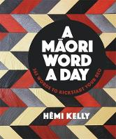 Catalogue link for A Māori word a day