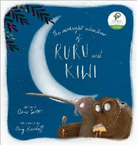 Catalogue record for The midnight adventures of Ruru and Kiwi