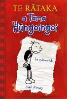 Catalogue link for Te Rātaka a tama hūngoingoi (Diary of a wimpy kid)