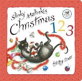 Slinky Malinki's Christmas 1 2 3