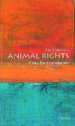 Catalogue record for Animal Rights A Very Short Introduction