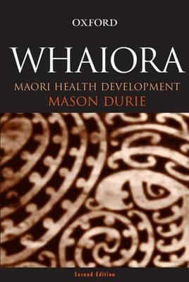 Catalogue search for Whaiora: Māori Health Development