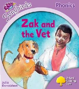 Zak and the Vet