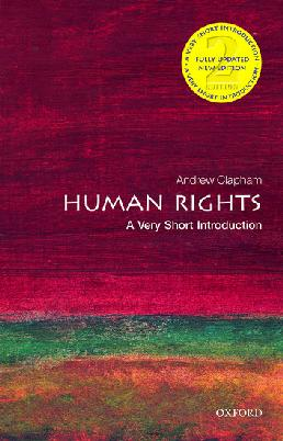 Catalogue record for Human rights: A very short introduction