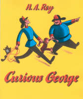 Curious George titles on OverDrive