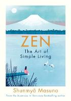 Catalogue link for Zen: The art of simple living