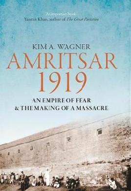 Catalogue lin for Amritsar 1919: An empire of fear and the making of a massacre
