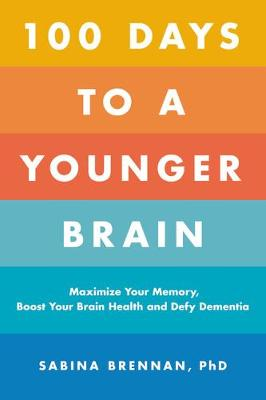 Catalogue record for 100 days to a younger brain