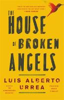 Catalogue record for The house of broken angels