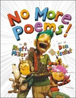 Catalogue record for No more poems!