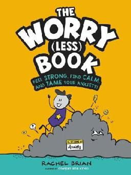 Catalogue record for The worry less book