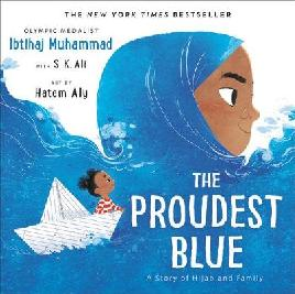 Catalogue link for The proudest blue