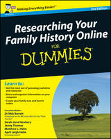 Catalogue link for Researching our family history online for dummies