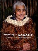 Catalogue record for Weaving a kakahu